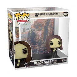 Figur Pop! Rocks Black Sabbath Album with Hard Acrylic Protector Funko Online Shop Switzerland