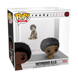 Figur Pop! Notorious B.I.G. Ready To Die Album with Hard Acrylic Protector Funko Online Shop Switzerland