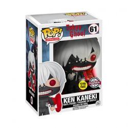 Figurine Pop! Phosphorescent Manga Tokyo Ghoul Ken Kaneki Edition Limitée Funko Boutique en Ligne Suisse