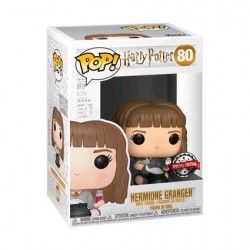Figurine Pop! Harry Potter Hermione Granger avec Chaudron Edition Limitée Funko Boutique en Ligne Suisse