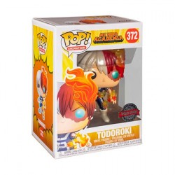 Figur Pop! Metallic My Hero Academia Todoroki Limited Edition Funko Online Shop Switzerland