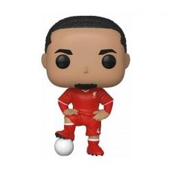 Figurine Pop! Football Liverpool Virgil Van Dijk Funko Boutique en Ligne Suisse