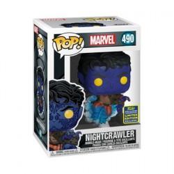 Figurine Pop! SDCC 2020 Marvel X-Men Nightcrawler Edition Limitée Funko Boutique en Ligne Suisse