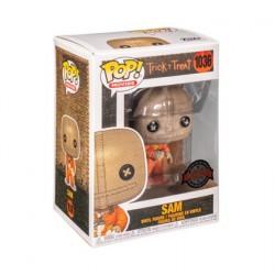 Figur Pop! Trick 'R Treat Sam with Razor Candy Limited Edition Funko Online Shop Switzerland