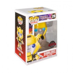 Figur Pop! Transformers (1984) Bumblebee with Wings Limited Edition Funko Online Shop Switzerland