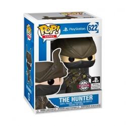 Figurine Pop! Métallique Bloodborne The Hunter Edition Limitée Funko Boutique en Ligne Suisse