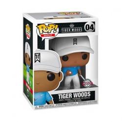 Figurine Pop! Golf Tiger Woods Edition Limitée Funko Boutique en Ligne Suisse