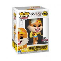 Figur Pop! Looney Tunes Lola as Wonder Woman Limited Edition Funko Online Shop Switzerland