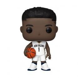 Figurine Pop! NBA Zion Williamson Funko Boutique en Ligne Suisse