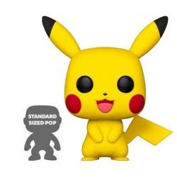 Figurine Pop! 25 cm Pikachu Funko Boutique en Ligne Suisse