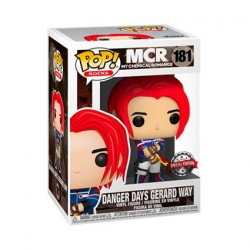 Figur Pop! My Chemical Romance Gerard Way Danger Days Limited Edition Funko Online Shop Switzerland