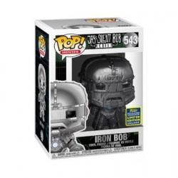 Figurine Pop! SDCC 2020 Jay and Silent Bob Reboot Iron Bob Edition Limitée Funko Boutique en Ligne Suisse