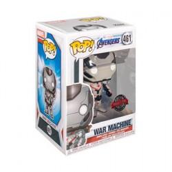 Figur Pop! Marvel Avengers 4 Endgame War Machine in Team Suit Limited Edition Funko Online Shop Switzerland