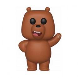 Figur Pop! Cartoons We Bare Bears Grizzly (Vaulted) Funko Online Shop Switzerland