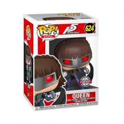Figurine Pop! Persona 5 Queen Edition Limitée Funko Boutique en Ligne Suisse