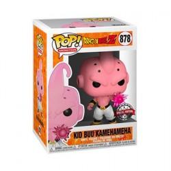 Figurine Pop! Dragon Ball Z Kid Buu Kamehameha Edition Limitée Funko Boutique en Ligne Suisse