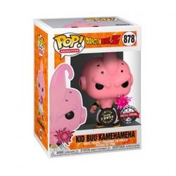 Figurine Pop! Phosphorescent Dragon Ball Z Kid Buu Kamehameha Chase Edition Limitée Funko Boutique en Ligne Suisse