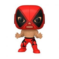 Pop! Marvel Luchadore Deadpool El Chimichanga de la Muerte