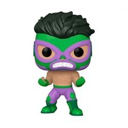Pop! Marvel Luchadore Hulk El Furioso
