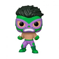Figur Pop! Marvel Luchadore Hulk El Furioso Funko Online Shop Switzerland
