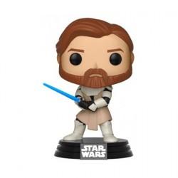 Figuren Pop! Star Wars The Clone Wars Obi-Wan Kenobi (Selten) Funko Online Shop Schweiz