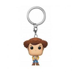 Pop! Pocket Keychains Toy Story Woody