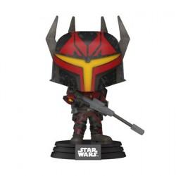 Figurine Pop! Star Wars Clone Wars Gar Saxon Darth Maul's Captain Funko Boutique en Ligne Suisse