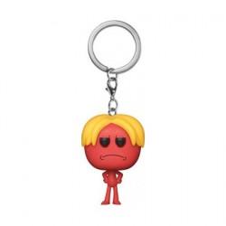 Pop! Pocket Keychains Rick and Morty Kirkland Meeseeks
