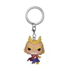 Figur Pop! Pocket Keychains My Hero Academia Silver Age All Might Funko Online Shop Switzerland