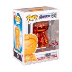 Figuren Pop! Marvel Endgame Hulk Orange Chrome Limitierte Auflage Funko Online Shop Schweiz