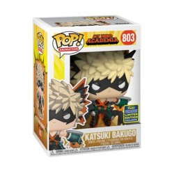 Figur Pop! SDCC 2020 My Hero Academia Katsuki Bakugo Limited Edition Funko Online Shop Switzerland