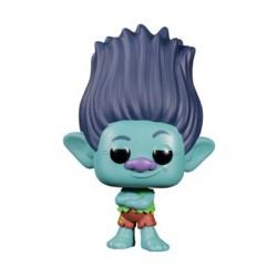 Figurine Pop! Movie Trolls World Tour Branch Funko Boutique en Ligne Suisse