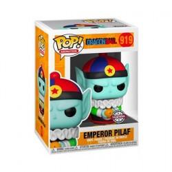 Figurine Pop! Dragon Ball Z Emperor Pilaf Edition Limitée Funko Boutique en Ligne Suisse
