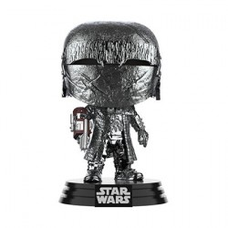 Figurine Pop! Chrome Hematite Star Wars Knight of Ren Arm Cannon Funko Boutique en Ligne Suisse