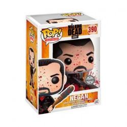 Figurine Pop! The Walking Dead Bloody Negan Edition Limitée Funko Boutique en Ligne Suisse