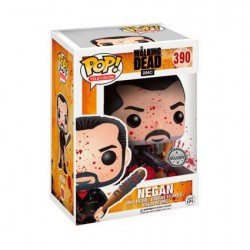 Figur Pop! The Walking Dead Bloody Negan Limited Edition Funko Online Shop Switzerland