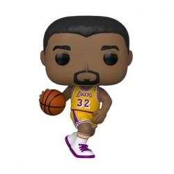 Figurine Pop! NBA Basketball Magic Johnson L.A. Lakers Funko Boutique en Ligne Suisse