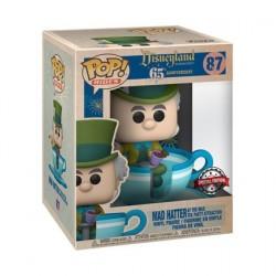 Figurine Pop! 15 cm Disneyland 65th Anniversary Mad Hatter Teacup Edition Limitée Funko Boutique en Ligne Suisse