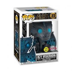 Figur Pop! Glow in the Dark Game of Thrones Icy Viserion Limited Edition Funko Online Shop Switzerland