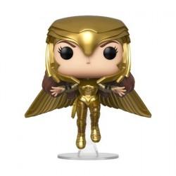 Figur Pop! Wonder Woman 1984 Wonder Woman Gold Armour Flying Pose Funko Online Shop Switzerland