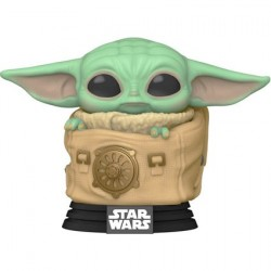 Figurine Pop! Star Wars The Mandalorian Child in Bag Funko Boutique en Ligne Suisse