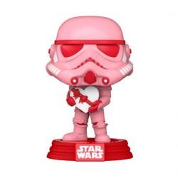Figurine Pop! Star Wars Valentines Stormtrooper avec Coeur Funko Boutique en Ligne Suisse