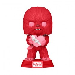 Figuren Pop! Star Wars Valentines Chewbacca mit Herz Funko Online Shop Schweiz