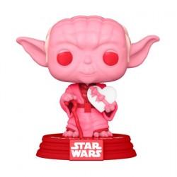 Figuren Pop! Star Wars Valentines Yoda mit Herz Funko Online Shop Schweiz