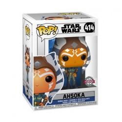 Figurine Pop! Star Wars Clone Wars Ahsoka Casual Pose Edition Limitée Funko Boutique en Ligne Suisse