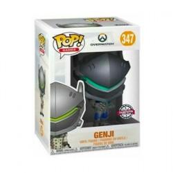 Figuren Pop! Overwatch Genji Carbon Limitierte Auflage Funko Online Shop Schweiz
