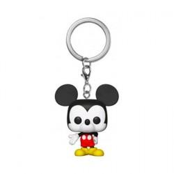 Figurine Pop! Pocket Porte Clés Mickey's 90th Anniversaire Mickey Mouse Funko Boutique en Ligne Suisse