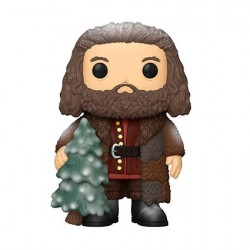 Figur Pop! 15 cm Harry Potter Holiday Rubeus Hagrid Funko Online Shop Switzerland