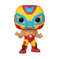 Figur Pop! Marvel Luchadore Iron Man El Héroe Invicto Funko Online Shop Switzerland