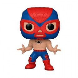 Figur Pop! Marvel Luchadore Spider-Man El Aracno Funko Online Shop Switzerland